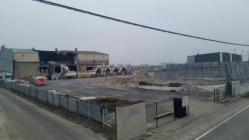 ランテック旧久留米支店解体工事1