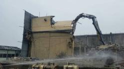 ランテック旧久留米支店解体工事3