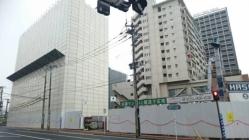 福岡市長浜第3市街地住宅解体工事1