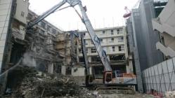 福岡市長浜第3市街地住宅解体工事2